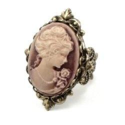 Cameo jewelry!