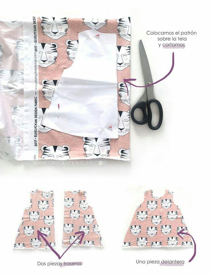 Nuevos trucos de costura #tips #costura #corte #confeccion #moldes ...
