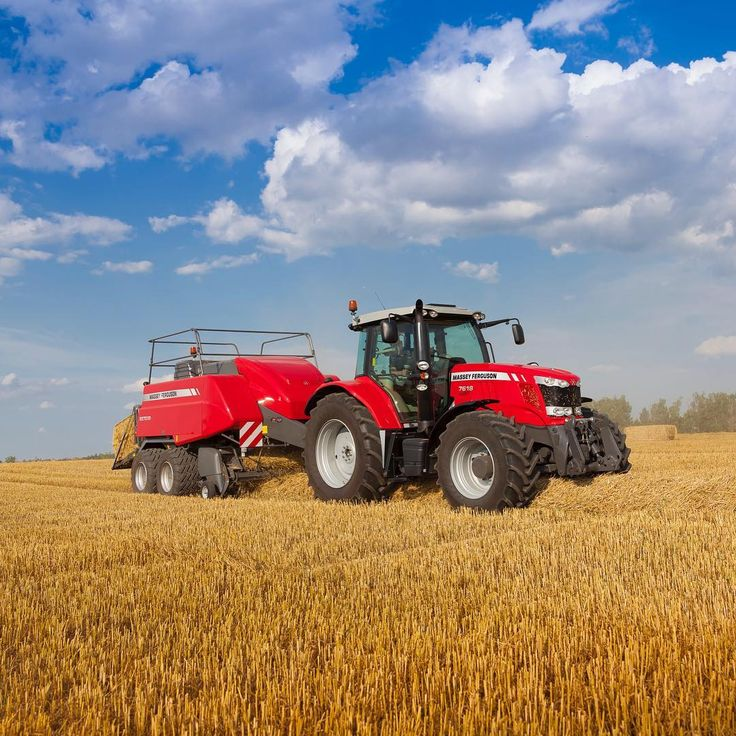 """30 Likes, 1 Comments - Candotractors (@candotractors) on Instagram: """"C&O Tractors takes on exclusive franchise for full line of Massey Ferguson Farm Equipment. Link to…"""""""