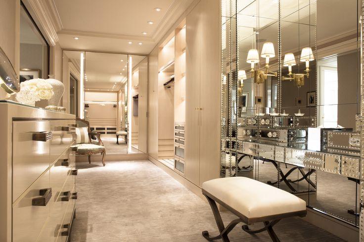 Royal Suite Dressing Room