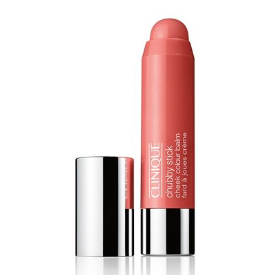 Clinique Chubby Stick Cheek Colour Balm 6g-ROBUST RHUBARB & AMPED UP APPLE