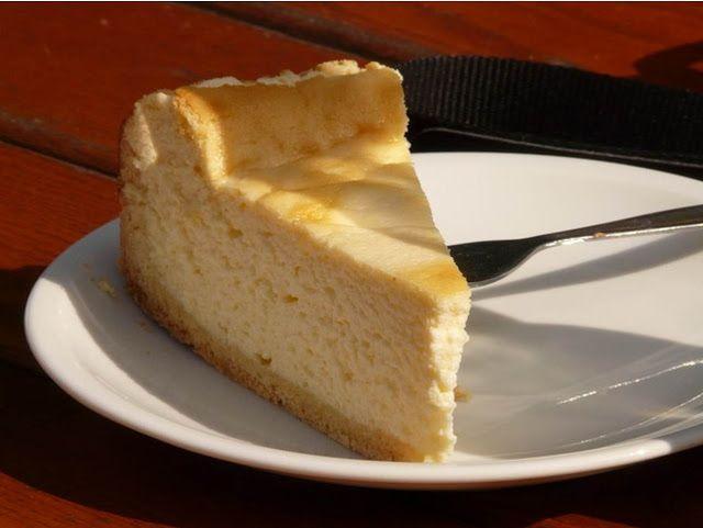Tarta de queso sencilla. Receta casera | Recetas de Cocina Casera - Recetas fáciles y sencillas