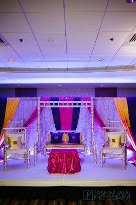 Mehndi Decor from Shagun.  Pakistani wedding decor