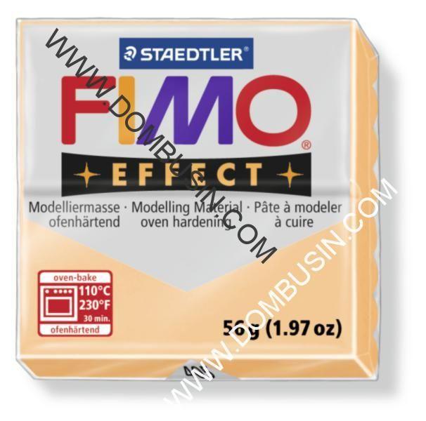 Полимерная Глина, FIMO Effect, №405 (56гр), Цвет: Персиковый, (УТ000003882)