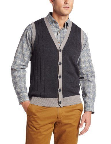 40 best Men's Sweaters – Vests images on Pinterest | Sweater vests ...