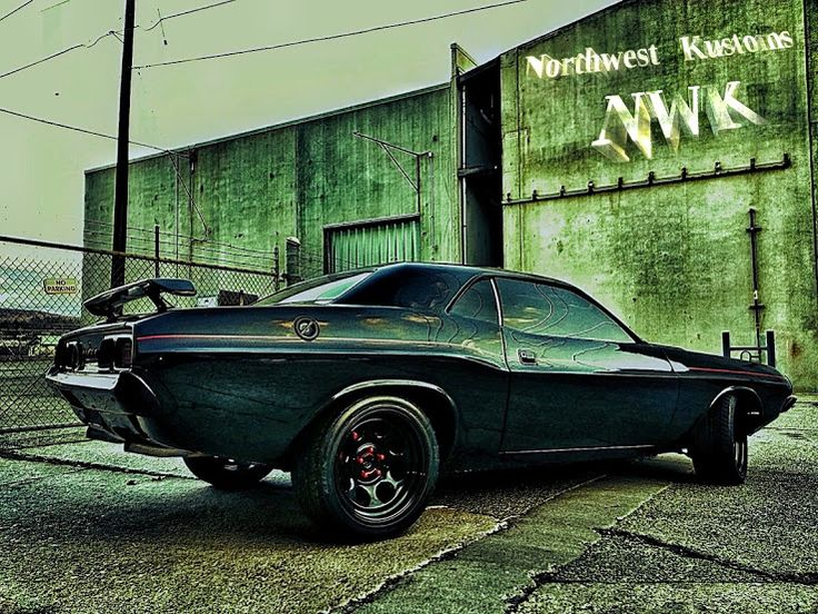 Dodge Challenger By Northwest Kustoms More Cool Mopars At Http