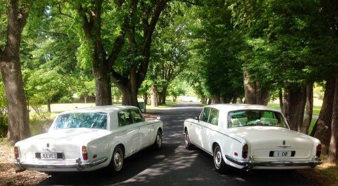 Rolls Royce Cars in Queenstown, New Zealand