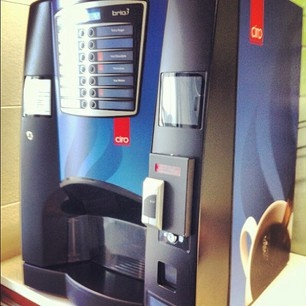 Boss Coffee Machine :)