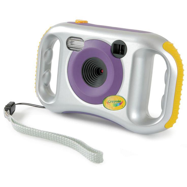 The Best Children's Digital Camera - Hammacher Schlemmer