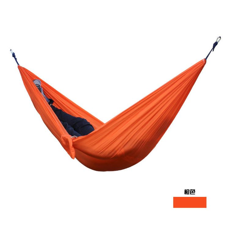 Hammock Camping Survival Garden Flyknit Hunting Leisure Hamac Travel Double New #lolotour