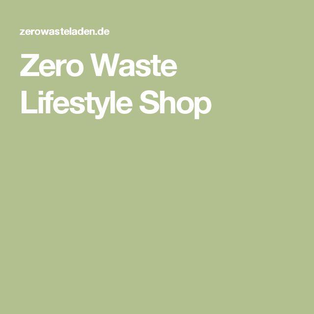 Zero Waste Lifestyle Shop