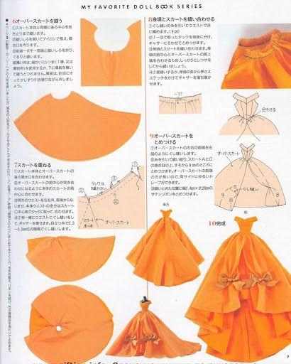 My favorite doll book 5 Jenny - Diana Gil - Álbumes web de Picasa