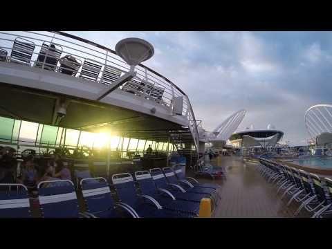 Enchantment of the Seas FULL WALKTHROUGH - 2014 - YouTube