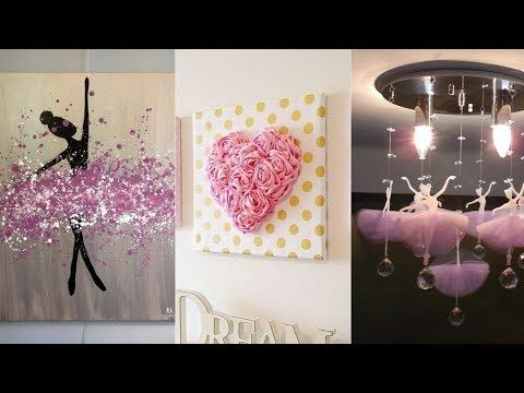 Diy Room Decor 26 Easy Crafts Ideas At Home For Teenagers Youtube