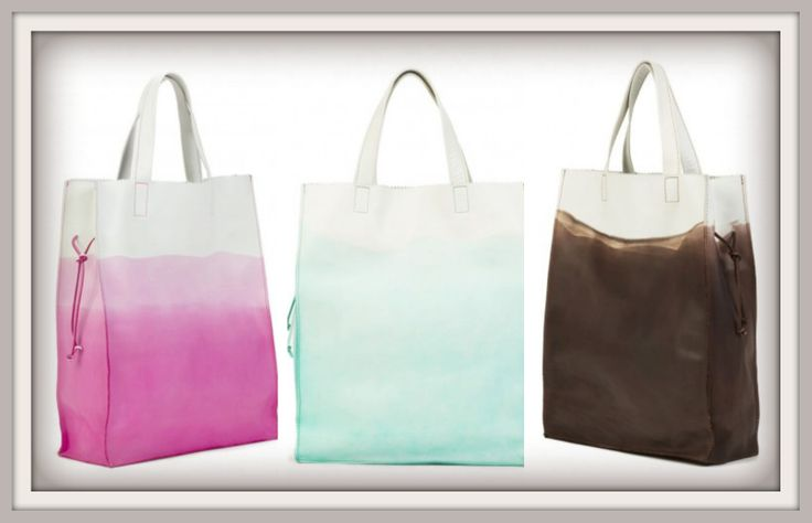 Colors made in #Tuscany. #Leather #bags with #batik dyeing  by Solomia on www.tuscanleatherdistrict.it