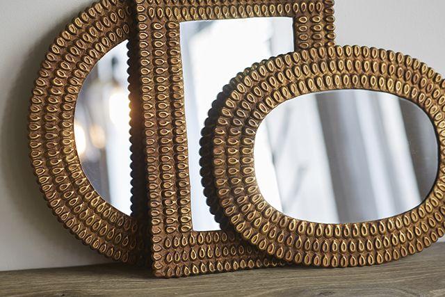 96 best images about miroir mirror on pinterest house for Miroir rectangulaire ikea