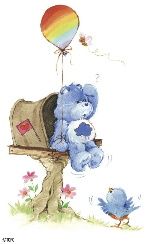 Care Bear - Grumpy Bear