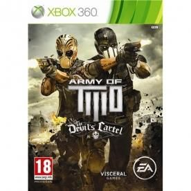 Army Of Two The Devils Cartel Game Xbox 360 | http://gamesactions.com shares #new #latest #videogames #games for #pc #psp #ps3 #wii #xbox #nintendo #3ds