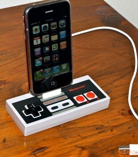 Nintendo Controller Dock