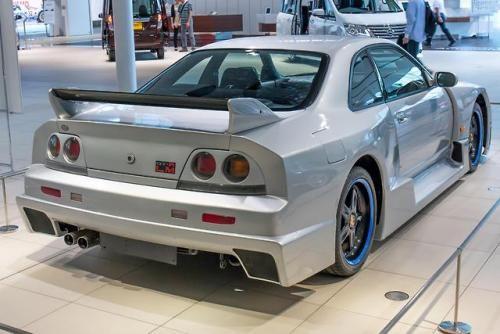 Nissan Skyline R33 GT-R LM via reddit | Best Auto Shows