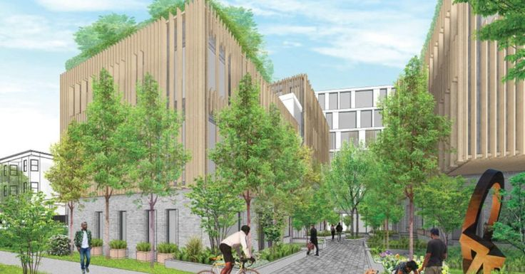 Mmm… Allston: Rooftop farm would crown planned apartment complex #RealEstate
