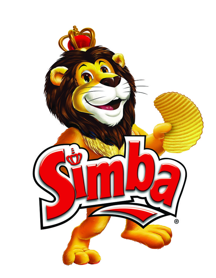 Another Simba Chips Character artwork upgrade by VDBcreativ
