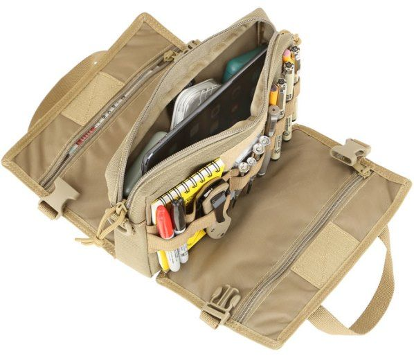 Maxpedition just released a new video showcasing its newest organizer -- the TRIPTYCH series.