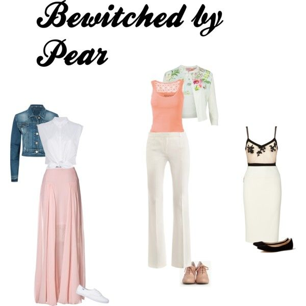 Outfits inspired by the movie Bewitched for Pear Shaped Women.