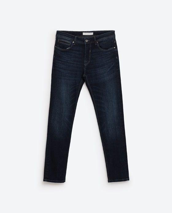 PREMIUM JEANS SLIM FIT fra Zara, 449 kr.
