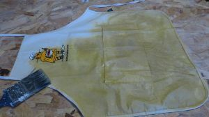 Making-Tin-Cloth Water proof and fire proof fabric. http://www.motherearthnews.com/diy/waterproof-fabric-using-tin-cloth-zb0z1303zpit.aspx#axzz3KyNNBA28
