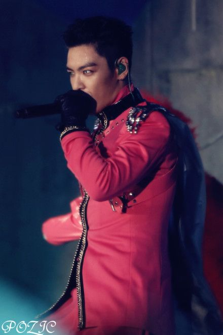 t.o.p can still look like a beast in pink. i'll give him props for that... @Mariah Chandler @Bethany Rose