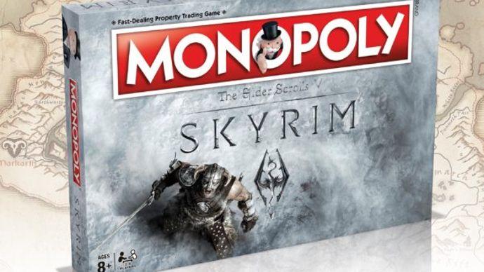 Skyrim Monopoly Game Coming Next Year | Games | Geek.com