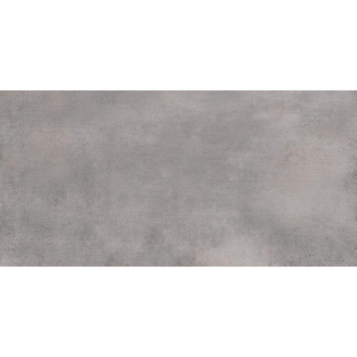 Fliesenwelt Bodenfliese Leeds gris 37.5x75cm jetzt günstig kaufen!