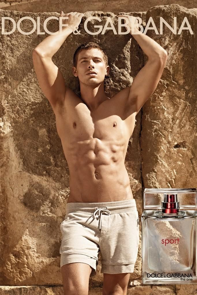 Dolce & Gabbana - Dolce & Gabbana The One Sport Fragrance S/S 12