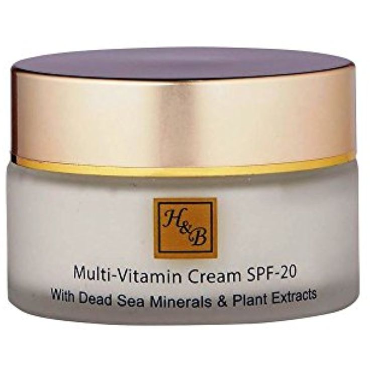 Health and Beauty Dead Sea Multi-Vitamin Cream SPF-20 * Continue to the product at the image link. (This is an affiliate link) #FootHandNailCare
