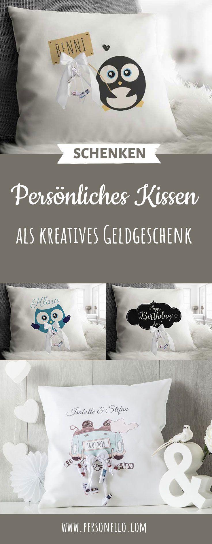 80 best Kissen personalisiert - Stricken, Häkeln, Nähen images on ...