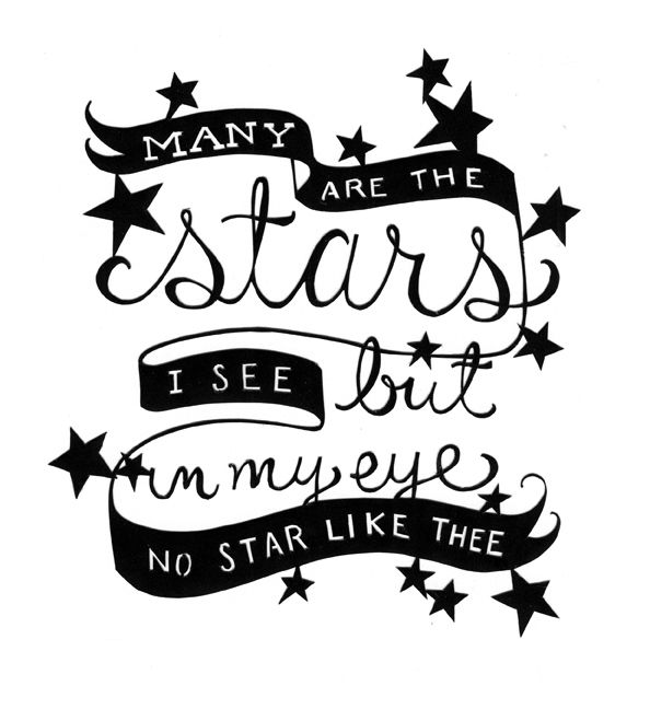 Scherenschnitte: Template Tuesday - Stars I See Paper Cutting Template