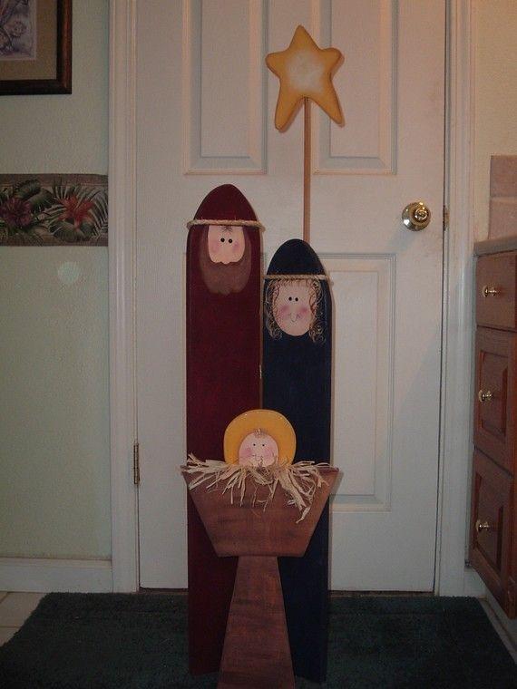 Pantalla con bisagras Natividad                                                                                                                                                     Más