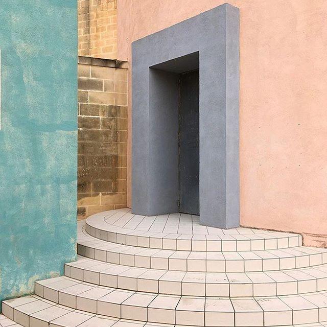 Clementevb Archaicmag Architecture Architecturephotography Minimal