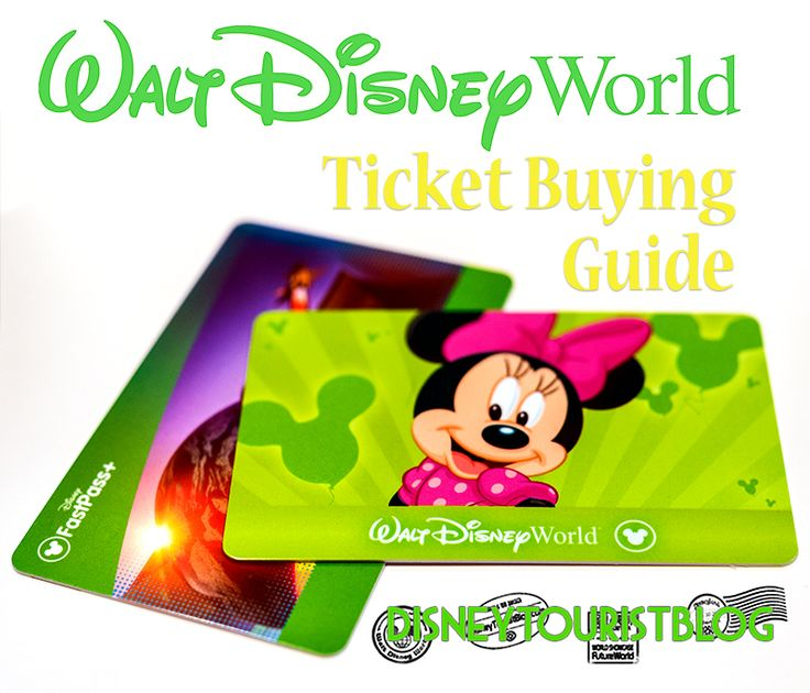 Read this for tips to save money on Walt Disney World park tickets.