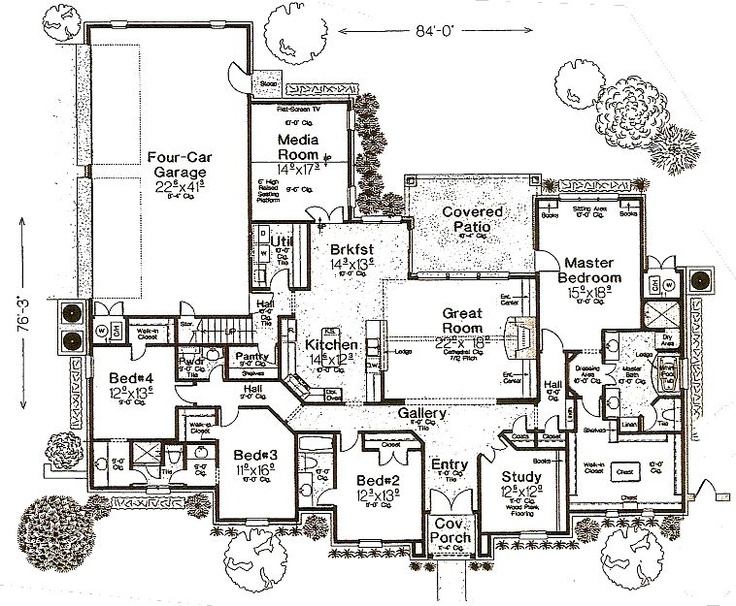 House Plan 310 983 House Plans Pinterest Room