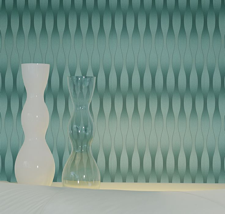 Spennende design med fargen som kommer for fullt i 2014 - blågrønt! Denne er fra One-Seven-Five. www.fantasi.no