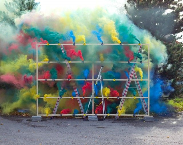 The Art of Smoke Bombs and Fireworks-5