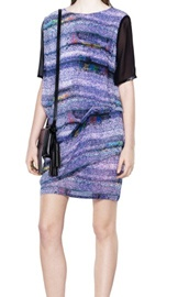 Love this @Acneonline dress. Great Fall transition piece, and it looks good on my pregnant body!: Acneonlin Dresses, Miniskirt,  Minis, Fashion, Tunes Prints, Shops, Woman Dresses, Secret Style, Mallory Tunes