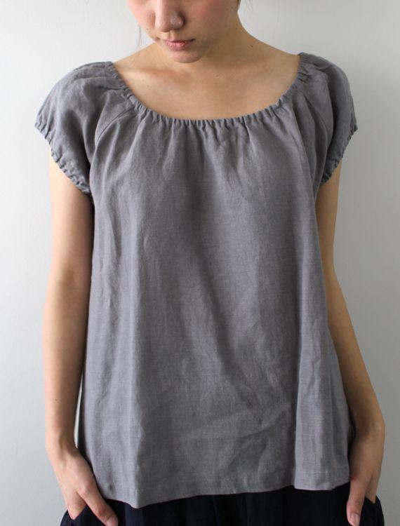 [Envelope Online Shop] Syuple Lisette tops