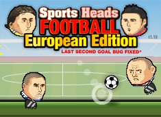 Sports Heads: Football Championship