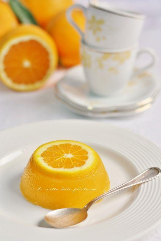 La ricetta della felicità: ..Gelo...d'arancia!