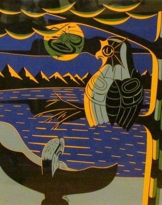 Pegasus Gallery of Canadian Art ~ Salt Spring Island Art Gallery ~ Northwest Coast Native Art