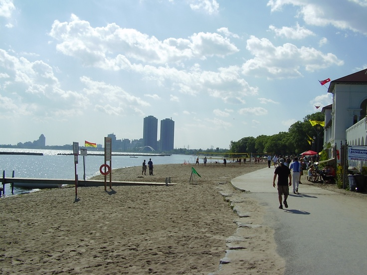 Toronto Beaches.