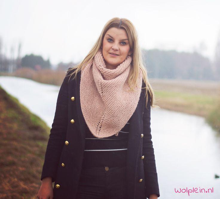 Punstjaal breien? Met dit gratis patroon kun je zo aan de slag! Kies je favoriete kleur van het mooie garen Alpaca Blend en zorg dat deze sjaal van jou is..